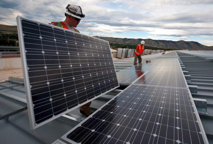 boutique de panneau solaire