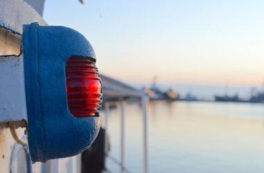 feux de bâbord tribord