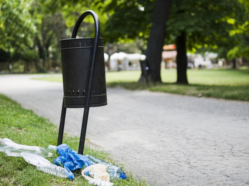 poubelle pour les communes